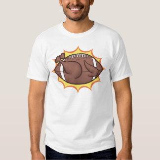Football Barbecue T-shirt