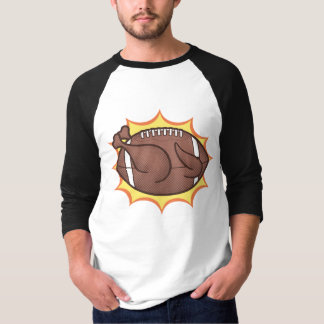 Football Barbecue T Shirt