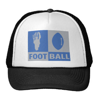 football bizarre icon cap
