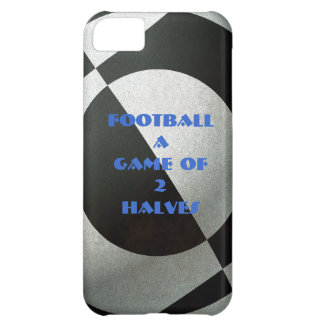 Football Black and White iPhone 5C Case