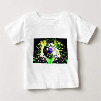 football Brazil Baby T-Shirt
