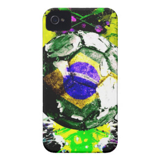 football Brazil iPhone 4 Case-Mate Case