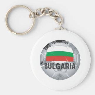 Football Bulgaria Key Ring