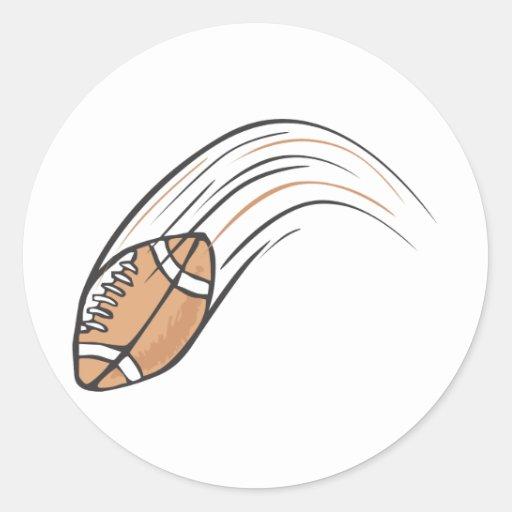 Football Bumper Sticker | Custom Football Stickers