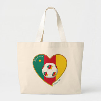"Football ""CAMEROON"" Soccer Team Soccer of Cameroun Bags"