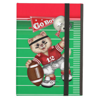 FOOTBALL CAT CUTE iPad Air Boy iPad Air Case