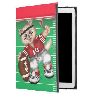 FOOTBALL CAT CUTE iPad Pro 3
