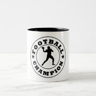 Football Champion Coffee Mug