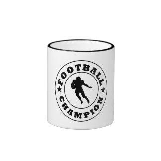 Football Champion Coffee Mugs