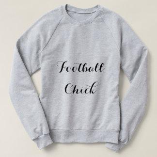 Football Chick Sweatshirt