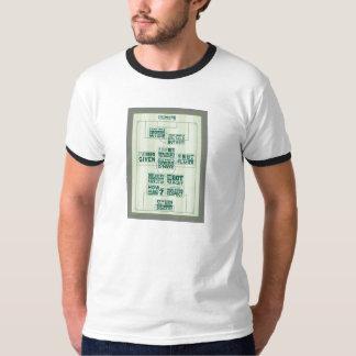 Football cliché No.2 t-shirt