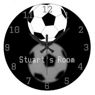 Football Wall Clocks