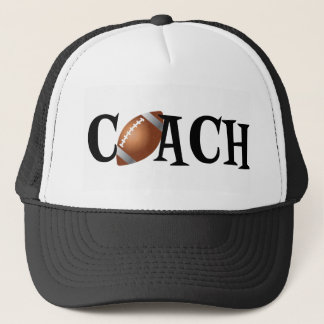 Football Coach Cap