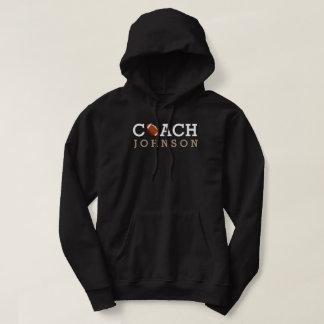 Football Coach Custom Name Hoodie