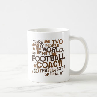 Football Coach Gift Coffee Mug