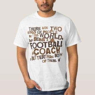 Football Coach Gift T-Shirt