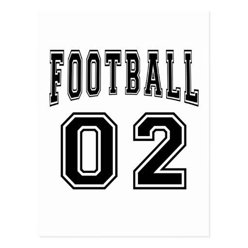 Football Crazy 02 Birthday Designs Postcard