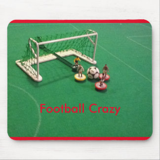 Football Crazy Mouse Mat