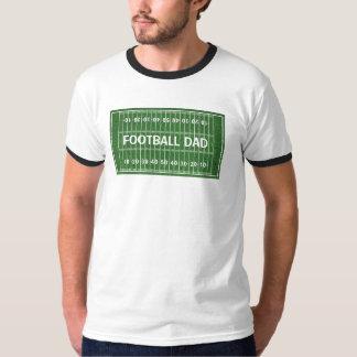 Football Dad Design Clothing Tshirt