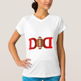 Football Dad T Shirt