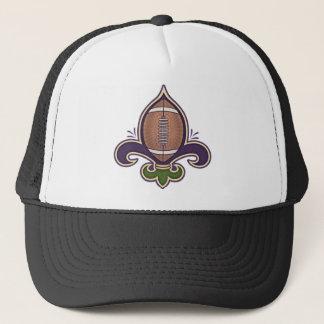 Football de Lis Trucker Hat