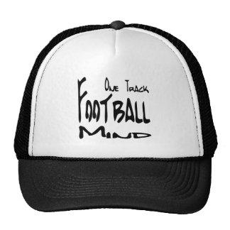 Football Design for Football Nuts Cap