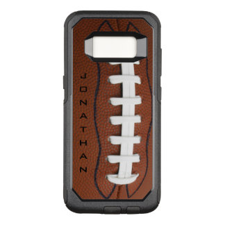 Football Design Otter Box OtterBox Commuter Samsung Galaxy S8 Case