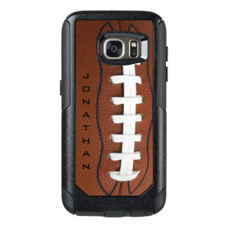 Football Design Otter Box OtterBox Samsung Galaxy S7 Case