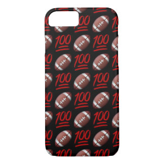 Football Emoji iPhone 7 Case