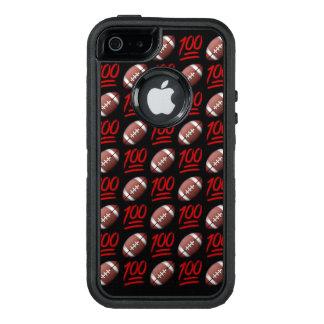 Football Emoji iPhone SE/5/5s Otterbox Case