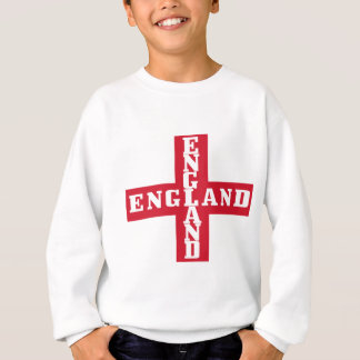 Football England St. George Cross Sweatshirt