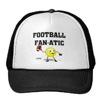 Football Fan-atic T-shirts and Gifts Cap