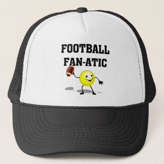 Football Fan-atic T-shirts and Gifts Trucker Hat