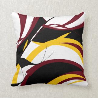 Football Fan Inspired Cushion