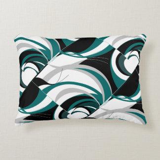 Football Fan Inspired Decorative Cushion