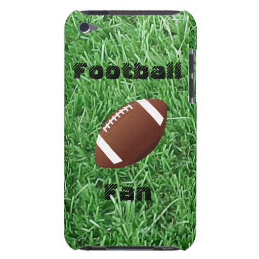 Football Fan iPod Touch Barely There Case Barely There iPod Cover