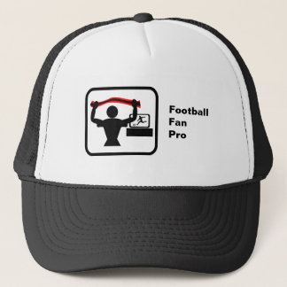 Football Fan Pro Trucker Hat