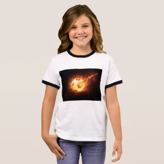 Football fan ringer T-Shirt
