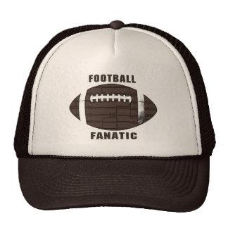 Football Fanatic by Mudge Studios Hats