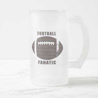 Football Fanatic by Mudge Studios Coffee Mugs