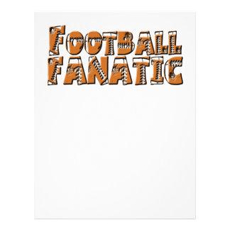 Football Fanatic 21.5 Cm X 28 Cm Flyer
