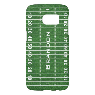 Football Field Design Samsung Galaxy 7 Case Mate