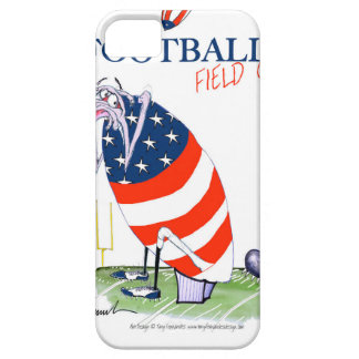 Football field goal, tony fernandes iPhone 5 covers