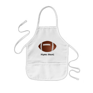 Football Field Junior Varsity Kids' Apron