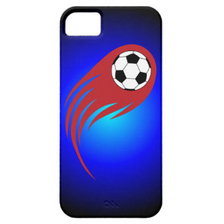 Football Fireball iPhone 5 Case