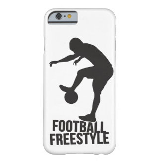 Football Freestyle   Soccer Barely There iPhone 6 Case