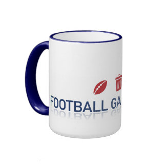 Football Garbage Time 18 oz. Coffee Mug