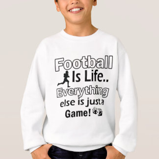 Football gift items sweatshirt