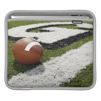 Football Goal Line iPad Sleeve