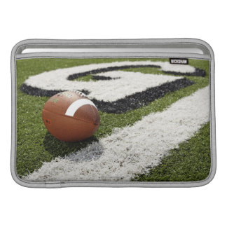 Football Goal Line Sleeve For MacBook Air